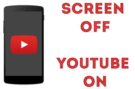 Audio Youtube Tetap Menyala Saat Layar HP Mati