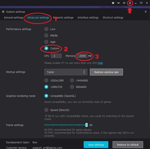 Cara menggunakan Nox Player