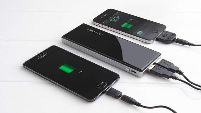Nge-Charge Baterai HP Android