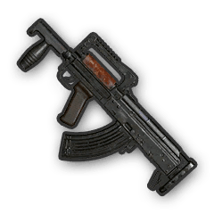 Senjata langka di PUBG Mobile