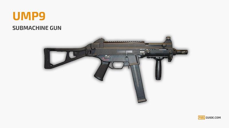 Senjata terbaik PUBG Mobile