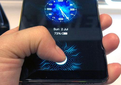 layar sentuh tidak responsif