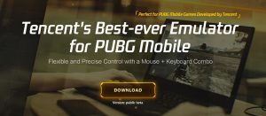 bermain pubg mobile di PC