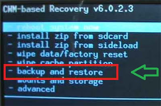 cara backup data android ke PC
