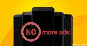 cara menghilangkan iklan pada HP Xiaomi